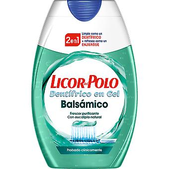 Licor Del Polo 2en1 Balsámico 75 ml (Hygiene and health , Dental hygiene , Toothpaste)