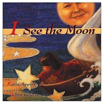 Ik zie de maan