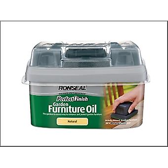 Ronseal Perfect Finish Hartholz Gartenmöbel Teak 750ml Öl