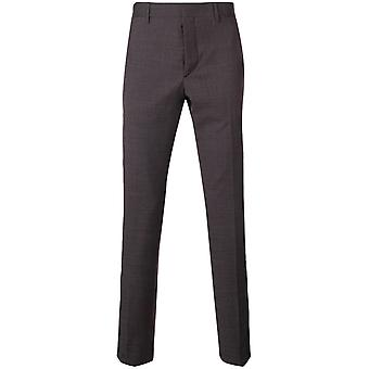 Prada Grey Cotton Pants