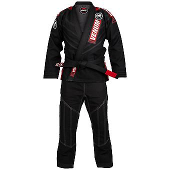 Venum Mens Elite 2.0 BJJ Gi - Black