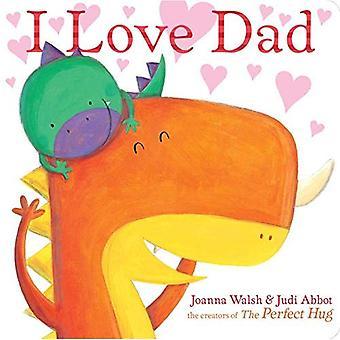 I Love Dad (Classic Board Books) [Board book]