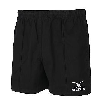 ギルバート ラグビー少年子供キウイ プロ綿ラグビー パンツ