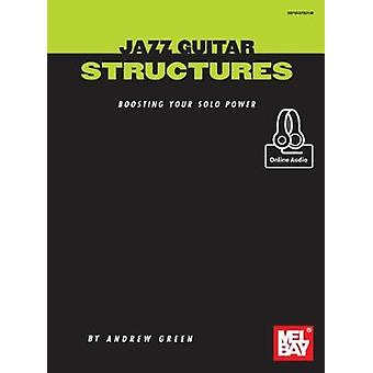 Jazz Guitar Structures by Andrew Green - 9780786696239 Book