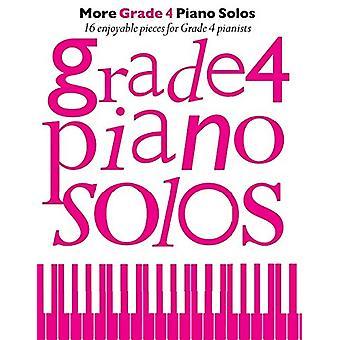 More Grade 4 Piano Solos - 9781785583650 Book