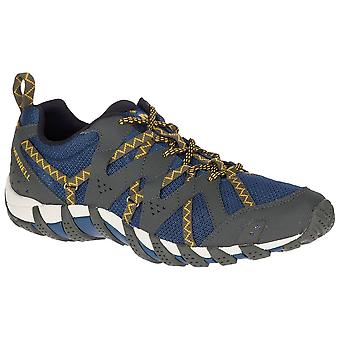 Merrell Blue Wing Mens WATERPRO Maipo 2 chaussures de marche