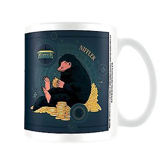 Fantastic Beasts Crimes of Grindelwald Niffler Mug