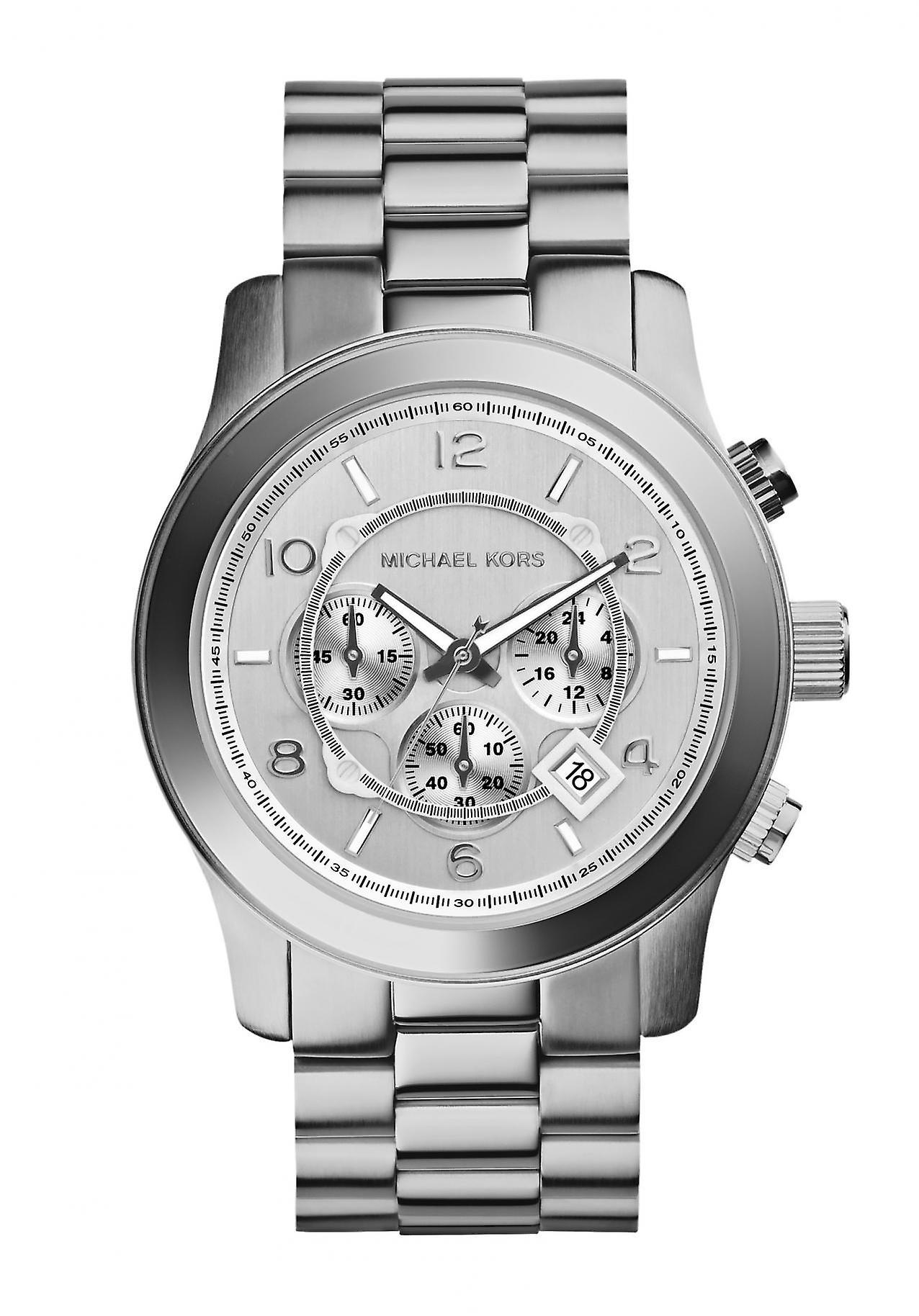 Michael Kors Herrenchronograph start-en landingsbaan (MK8086)