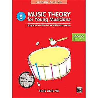 Music Theory for Young Musicians, Bk 5