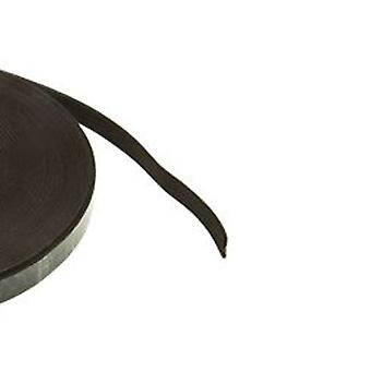 2mm thick single sided cushioning foam tape for electronic console repairs - 1m black