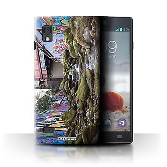 STUFF4 Case/Cover for LG Optimus L9/P760/Illegal Streaming/Imagine It