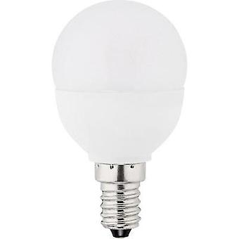 LED E14 Droplet 5.5 W = 40 W Warm white (Ø x L) 45 mm x 80 mm EEC: A+ Müller Licht 1 pc(s)