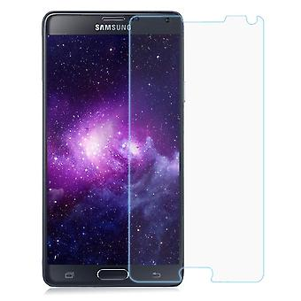 2 x Samsung Galaxy touch 4 SM-N910F screen protector 9 H 0.33 mm thin laminated glass armoured glass