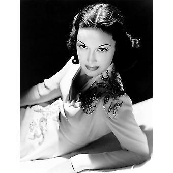 Gail Patrick Ca tidigt 1940-tal Photo Print