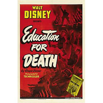 Education for Death Movie Poster Print (27 x 40)