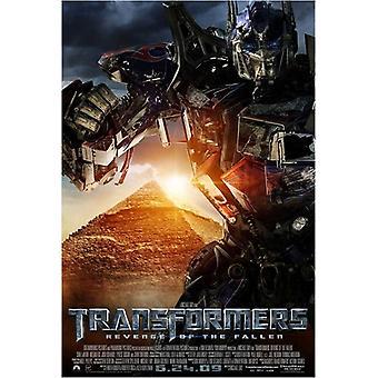 Transformers 2 Zemsta upadłych - styl I plakat filmu (11 x 17)