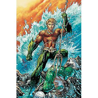 Aquaman A Celebration of 75 Years HC by Various