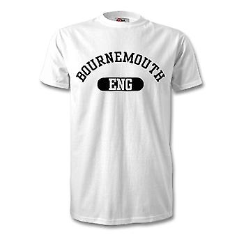 Bournemouth England City T-Shirt