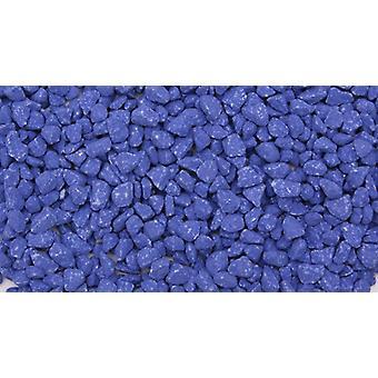 Aqua grus mørke blå 2,5 kg (pakke med 10)