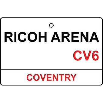 Coventry / Ricoh Arena Street Sign Auto-Lufterfrischer