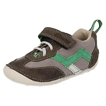 Boys Clarks Cruiser Play Casual Trainers