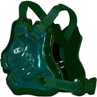 Cliff Keen F5 Tornado Wrestling Headgear - All Dark Green