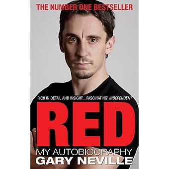 Red: My Autobiography (Paperback) by Neville Gary
