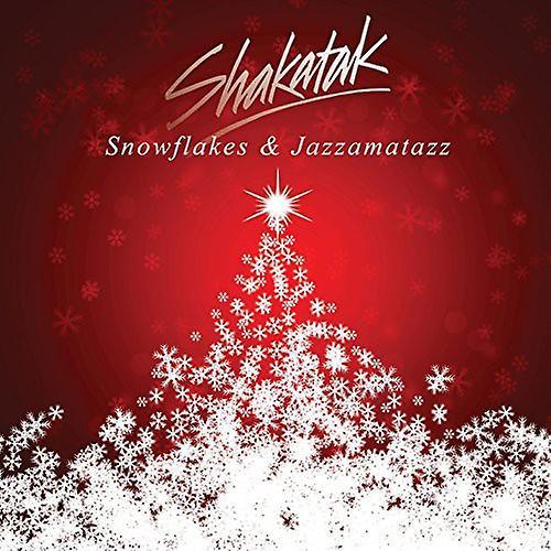 Shakatak - Snowflakes Jazzamatazz the Christmas Album [CD] USA import