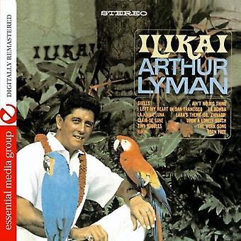 Arthur Lyman - Ilikai [CD] USA import