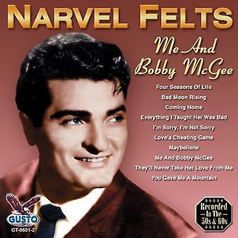 Narvel Felts - Me & Bobby McGee [CD] USA import