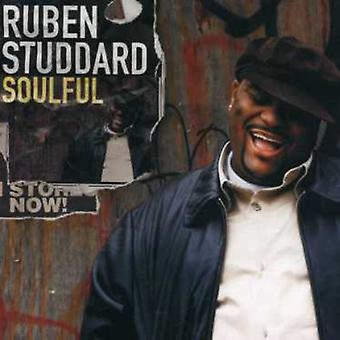 Ruben Studdard - sjælfulde [CD] USA import