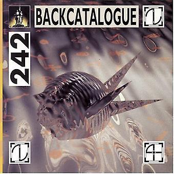 Front 242 - Backcatalogue [CD] USA import