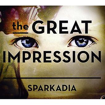 Sparkadia - Great Impression [CD] USA import