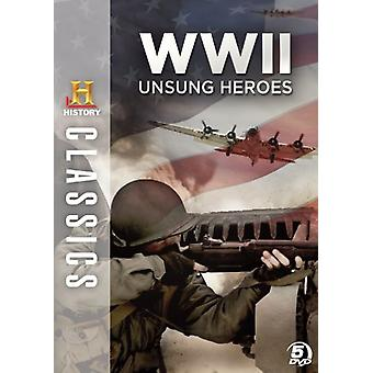 WW2: Okända hjältar [DVD] USA import