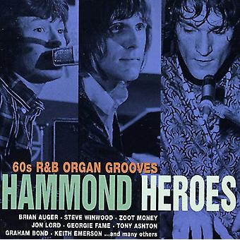 Hammond Heroes-'60s R&B Grooves - Hammond Heroes-'60s R&B Grooves [CD] USA import