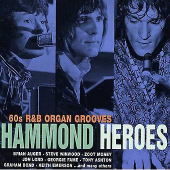 Hammond helter-'60s R&B riller - Hammond helter-'60s R&B Grooves [DVD] USA import