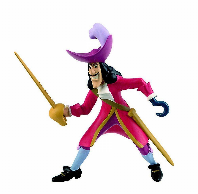 Bullyland Captain Hook Figurine