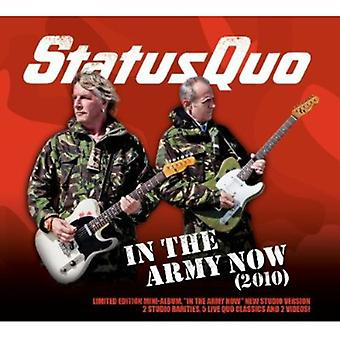 Status Quo - In the Army Now [CD] USA import