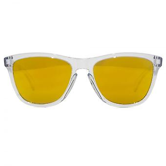 Oakley Frogskins Sunglasses In Polished Clear 24K Iridium