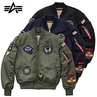 Alpha industries MA-1 chaqueta VF DIY
