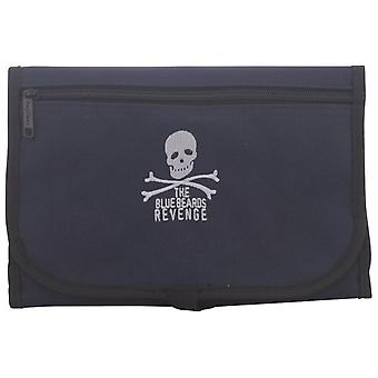 The Bluebeards Revenge Accessories Blue Washbag With Logo 1 Pieces