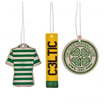 Celtic 3pk Air Freshener