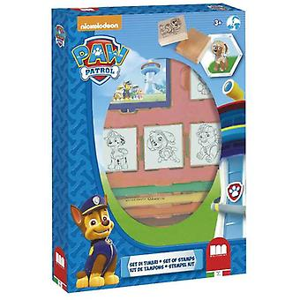 Multiprint Box 4 Stamps Paw Patrol