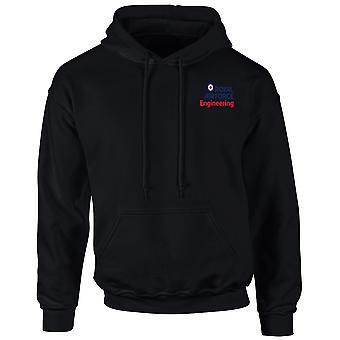 RAF Engineering Logo - Official Royal Air Force Hoodie Hooded Sweatshirt