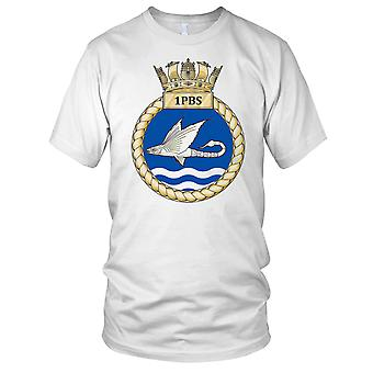 Royal Navy 1 PBS Patrol Boat Squadron Kids T Shirt