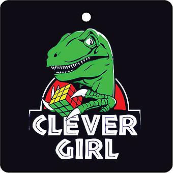Clever Girl Car Air Freshener