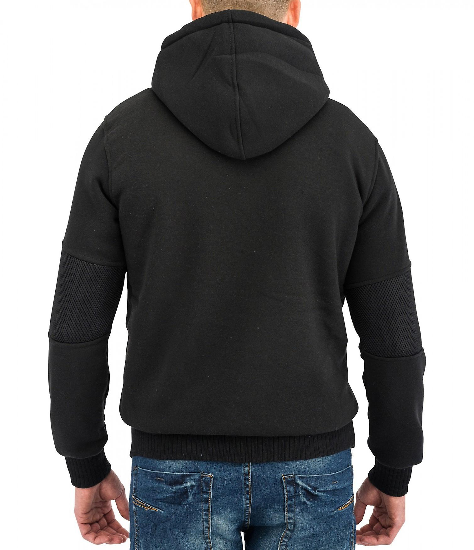 Men's Hooded sweater print trend FASHION Hoodie sweater print sweater points