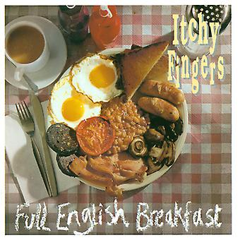 Itchy Fingers - petit déjeuner anglais complet [CD] USA import