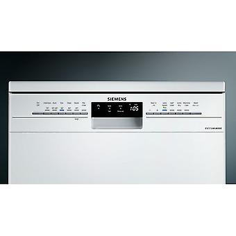 Siemens SN236W00IG A++ Rated iQ300 60cm Freestanding Dishwasher, White