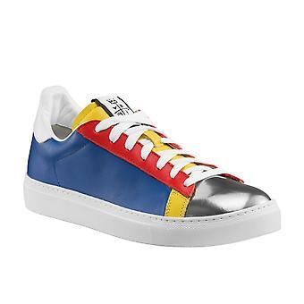 Chaussures de sport Rossignol féminin en cuir multicolore